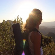 Outdoor Yoga and Hiking, Montserrat