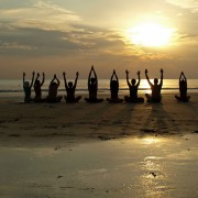 Yoga on the Beach - Costa Brava