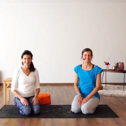 Online Yoga Sitzvariationen