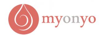 Logo MyOnYo - dein Yogastudio für zuhause