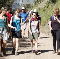 Yoga and Hiking Day Tours from Barcelona